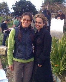 Giada and Mary